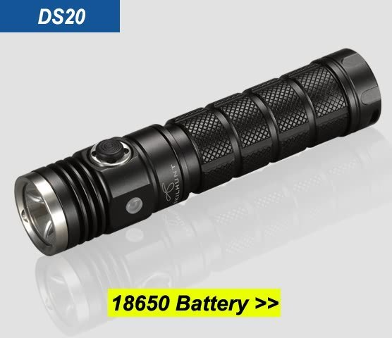 DS20 Flashlight 1