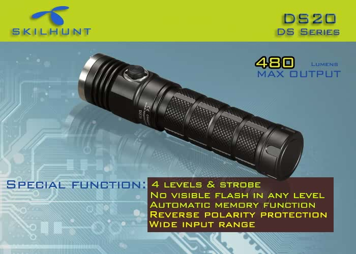 DS20 Flashlight Specis 2