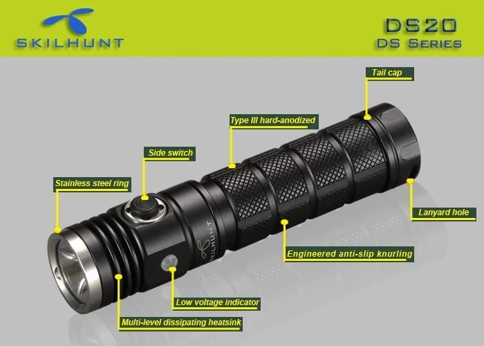 DS20 Flashlight Specis 6