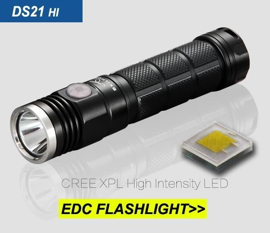 DS21 HI Flashlight 2