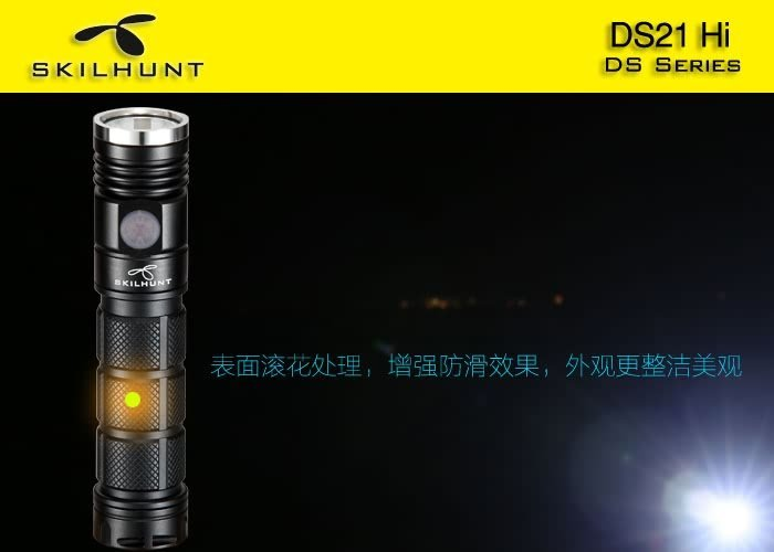 DS21 HI Flashlight Specis 10