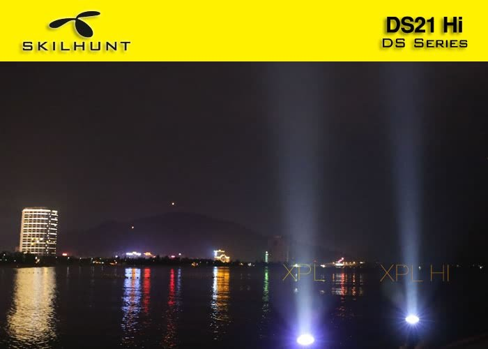 DS21 HI Flashlight Specis 11
