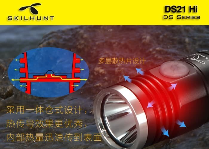 DS21 HI Flashlight Specis 4