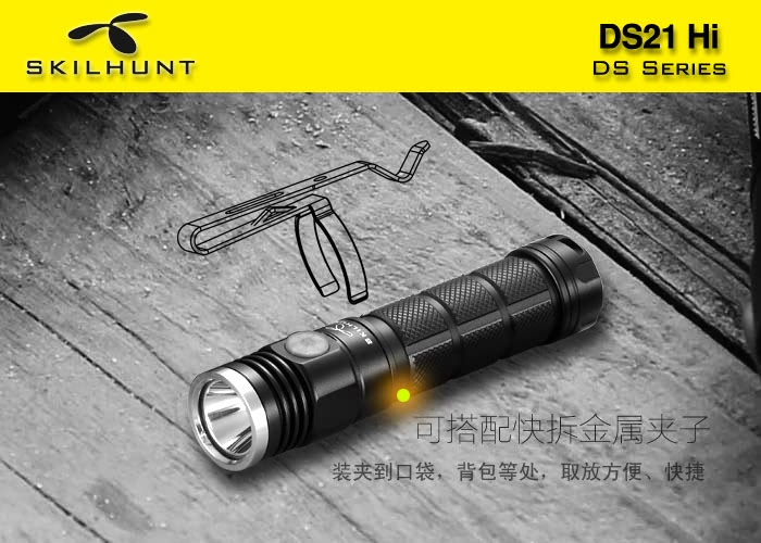 DS21 HI Flashlight Specis 9