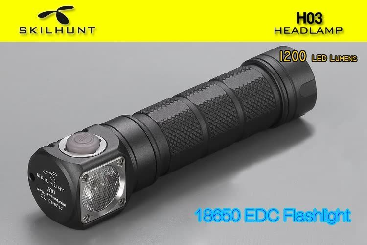 H03 LED headlamp Specis 1