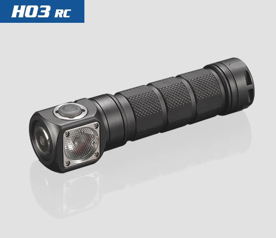 H03 RC USB magnetic rechargeable LED headlamp Show 1