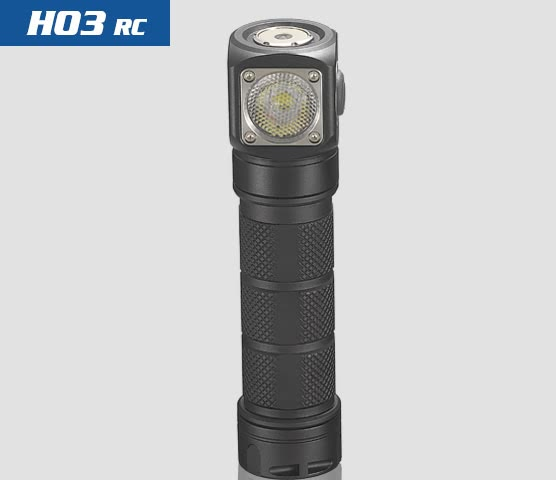 H03 RC USB magnetic rechargeable LED headlamp Show 2