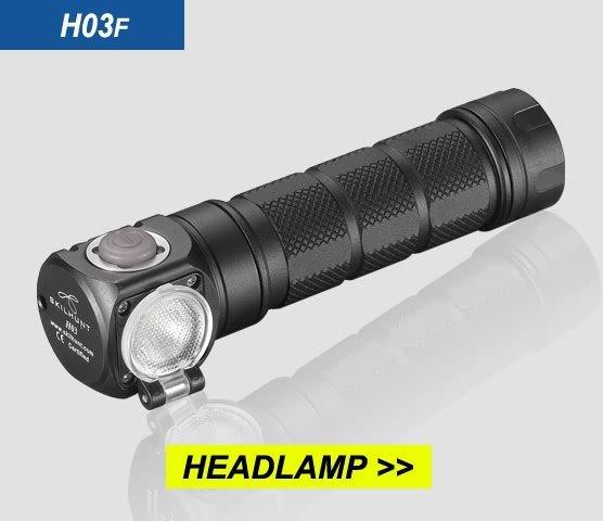 KC-01 Keychain light – LED Headlamp │ Tactical Flashlight