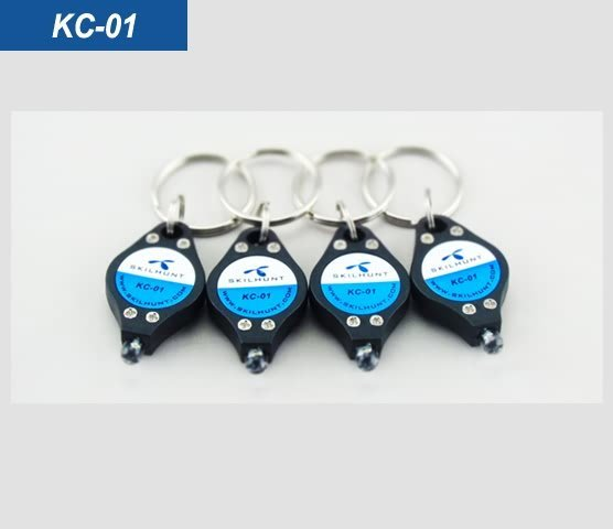 KC-01 Keychain light show 2