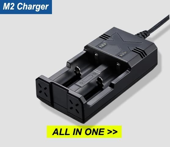 M2 Intelligent USB Charger Show 1