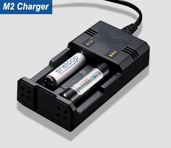 M2 Intelligent USB Charger Show 2