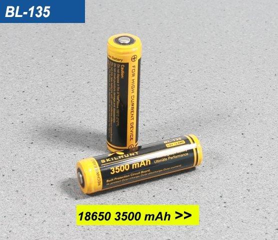 18650 3500mAh battery