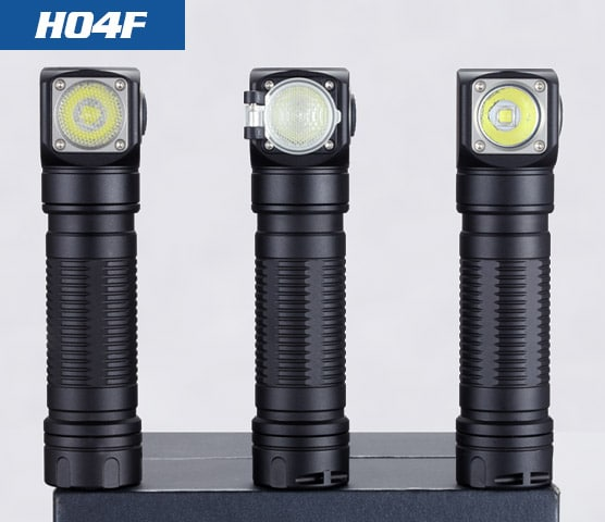 H04f led headlamp