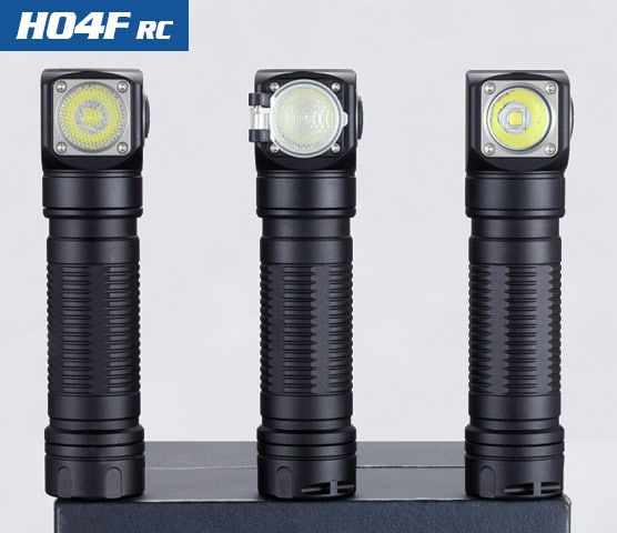 H04F RC led headlamp