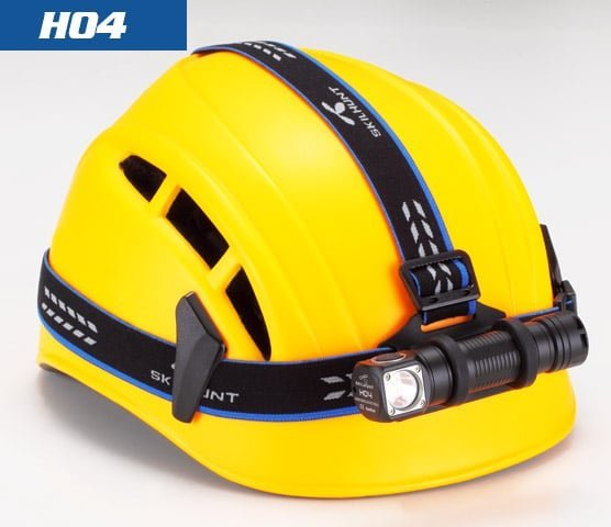 H04 led headlamp