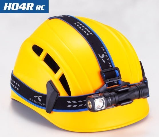 H04R RC led headlamp