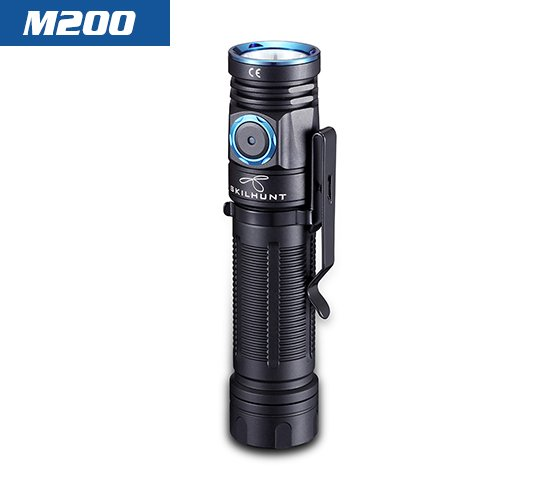 skilhunt m200 flashlight