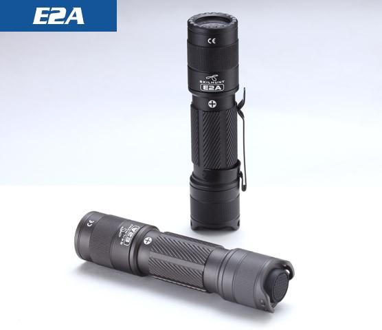 E2A 14500 / AA 600 lumens Compact Pocket EDC Mini LED Flashlight